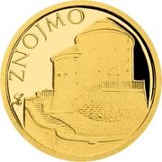 5 Dollars - Elizabeth II (Znojmo) -  obverse