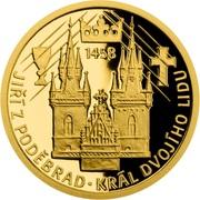 5 Dollars - Elizabeth II (The King of Two Peoples) -  obverse