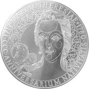 80 Dollars - Elizabeth II (Maria Theresa) -  obverse