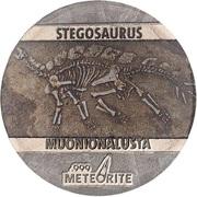 5 Cents - Elizabeth II (Stegosaurus) – reverse