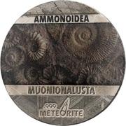 5 Cents - Elizabeth II (Ammonoidea) – reverse