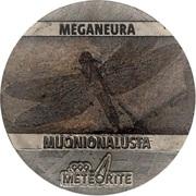 5 Cents - Elizabeth II (Meganeura) – reverse