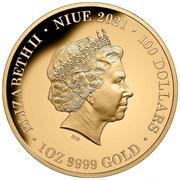 100 Dollars - Elizabeth II (Diana Princess of Wales) -  obverse