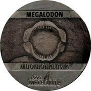 5 Cents - Elizabeth II (Megalodon) – reverse