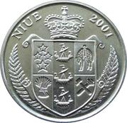 1 Dollar  - Elizabeth II (Charmander) – obverse