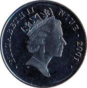 1 Dollar - Elizabeth II (Snoopy) – obverse