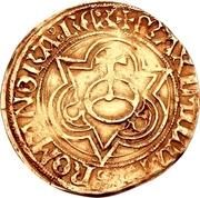 1 Goldgulden - Maximilian I. – reverse