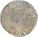 1 Batzen - Eberhard IV – obverse
