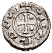 1 Denier - Richard I Sans Peur – obverse
