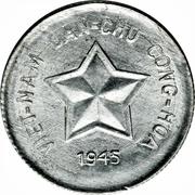 20 Xu (Rebel Communist State) – obverse
