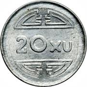20 Xu (Rebel Communist State) – reverse