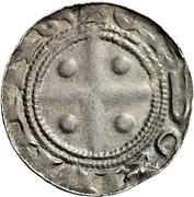 1 Denar - Heinrich der Fette – reverse