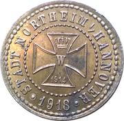 5 Pfennig - Northeim – obverse