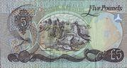 5 Pounds (Allied Irish Banks PLC) -  reverse