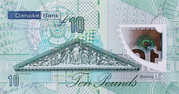 10 Pounds (Danske Bank) – reverse