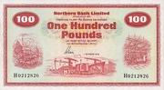 100 Pounds (Northern Bank) -  obverse