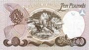 10 Pounds (Allied Irish Banks) – reverse