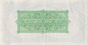 10 Pounds (Belfast Banking Company) – reverse