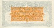 50 Pounds (Belfast Banking Company) – reverse