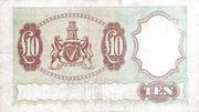 10 Pounds (National Bank) – reverse