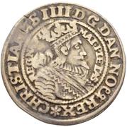 ⅛ Speciedaler - Christian IV – obverse