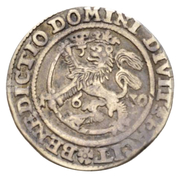 ⅛ Speciedaler - Christian IV – reverse