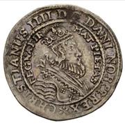 ¼ Speciedaler - Christian IV – obverse