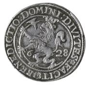 ½ Speciedaler - Christian IV – reverse