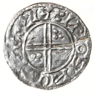 1 Penning - Harald Hardråde – reverse