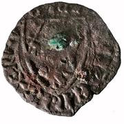 ¼ Penning - Eirik Magnusson (Second minting period) – obverse
