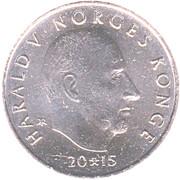 20 Kroner - Harald V (Supreme Court) – obverse