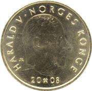 10 Kroner - Harald V (Henrik Wergeland) – obverse