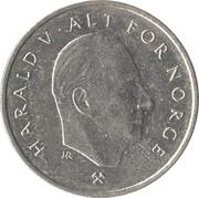 1 Krone - Harald V -  obverse