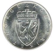 10 Kroner - Olav V (Constitution Sesquicentennial) -  obverse