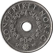 5 Kroner - Harald V -  obverse