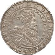 1 Speciedaler - Christian IV – obverse