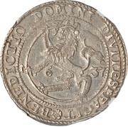 1 Speciedaler - Christian IV – reverse
