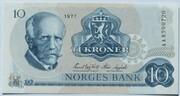 10 Kroner – obverse