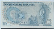 10 Kroner – reverse