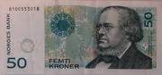 50 Kroner – obverse