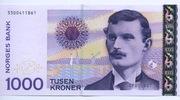 1 000 Kroner – obverse
