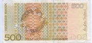 500 Kroner – reverse