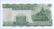 50 Kroner – reverse