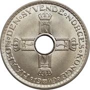 1 Krone - Haakon VII -  obverse