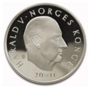 200 Kroner - Harald V (Confederation of Sports) – obverse