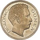 5 Francs (Nickel Token) – obverse