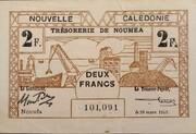 2 Franc – obverse