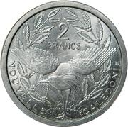 2 Francs (Union Française) – reverse