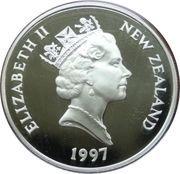 20 Dollars - Elizabeth II (Golden Wedding Anniversary) -  obverse