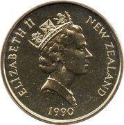 2 Dollars - Elizabeth II (3rd portrait) -  obverse